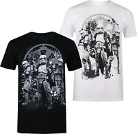 Stormtrooper Trio -  Men's T-Shirt - Han Solo: A Star Wars Story - Official