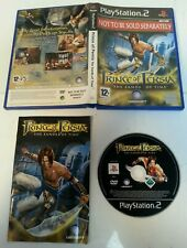 PLAYSTATION 2 - PS2 Prince Of Persia The Sands Of Time Game Complete PAL 2003 UK
