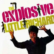 Little Richard - Explosive Little Richard, The CD NEU OVP