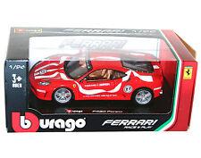 Burago - FERRARI F430 FIORANO - Die Cast Model - Scale 1:24