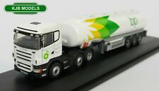 BNIB N GAUGE OXFORD DIECAST 1:148 NSHL01TK Scania Highline Tanker BP Lorry