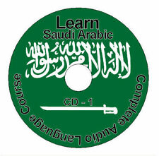 (8 CD Paquet) Apprendre Comment À Speak Saudi Arabe Langue Facile /