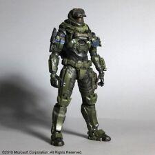 Halo Reach Square Enix Play Arts Kai Series 1 Action Figure Warrant Officer Jun