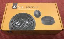 "JL Audio C1-100ct 1"" C1 Series Component 150W Max Aluminum Dome Tweeters NEW"
