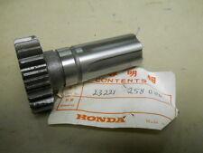 Honda NOS CB72, CB77, CL72, CL77, Countershaft (21T), # 23221-258-010   v.