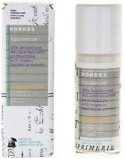 Korres Deodorant 48h Protection Equisetum Antiperspirant Fragrance Free 30ml