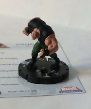 HeroClix MUTATIONS and MONSTERS #005  STRONG GUY   MARVEL