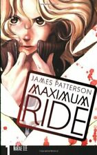 Complete Set Series - Lot of 7 Maximum Ride Manga books by James Patterson YA