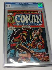 Conan The Barbarian #23 CGC 9.2 1st Appear of Red Sonja NATIONAL DIAMOND INSERT!