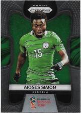 2018 Panini FIFA World Cup Base Card (142) Moses SIMON Nigeria