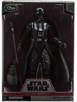 Disney Store Star Wars Darth Vader Elite Series Die Cast Action Figure - 7''