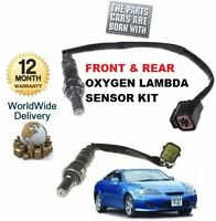 FOR HYUNDAI COUPE 1.6i 2.0i 9/2001-> NEW FRONT & REAR OXYGEN 02 LAMBDA SENSOR