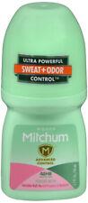 Mitchum Women Roll On Powder Fresh 1.7 oz
