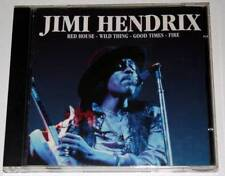 CD Album - Jimi HENDRIX : Red House / Voodoo Child / Wild Thing / Fire ...
