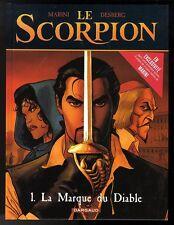 SCORPION  T 1   MARINI     EO  +  8 P. SUPPL.+ DOSSIER DE PRESSE