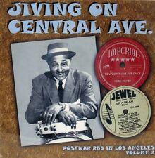 JIVING ON CENTRAL AVE. 'Postwar R&B in LA' - Vol. #2