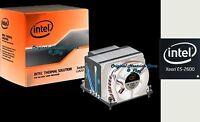 LGA2011 Xeon Heatsink Cooler Fan for E5-2600 Series Processors CPU's - New