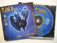 """PLAN B """"CYBER CHORDS & SUSHI STORIES"""" - CD"""
