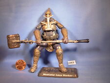"""Star Wars 2007 MUSTAFAR LAVA MINER, 30th Anniv. Coll. 3.75"""" Figure COMPLETE"""