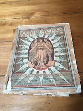 December 1882 WIDE AWAKE An ILLUSTRATED MAGAZINE -BEAUTIFUL ART