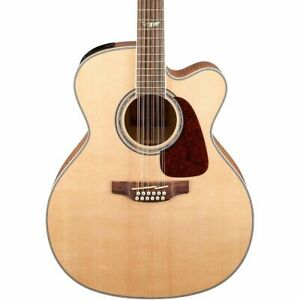 Takamine GJ72CE-12-NAT 12-String Jumbo Cutaway Acoustic/Electric Guitar