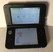 Nintendo 3DS XL Blue Console with 4G Card GOOD CONDITION