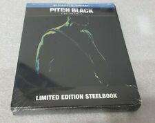 Pitch Black Hd Steelbook / Blu-ray + Digital Brand New