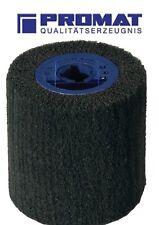 Satinierwalze Schleifwalze Vlies 100x100mm PROMAT für Satiniermaschine