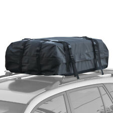 Car Van SUV  Rooftop Cargo Carrier Rack Waterproof Luggage Travel Bag Protection