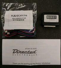 Directed Electronics Inc XK01 / BXK01 Xpresskit Bypass Module