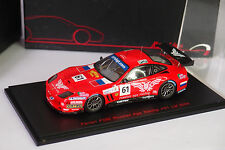 RED LINE FERRARI F550 RUSSIAN AGE RACING #61 LE MANS 2006 1/43