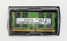 Samsung 16GB DDR4 2400MHz Laptop RAM PC4-19200 260pin SODIMM M471A2K43CB1-CRC