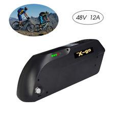 48V 12.5Ah 500W Electric Bike Bicycle E-Bike Lithium Battery Pack TIGER SHARK US