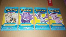 x4 Sealed Pokemon EX Legend Maker Chinese Booster Packs ALL ARTWORKS OOP