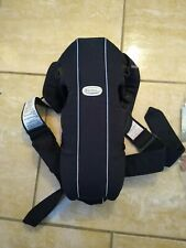 Baby Bjorn Carrier Original One Holder Infant Front Outward Carry 8-25 lbs Black