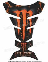 MONSTER Orange MAGNIFIQUE PROTECTION POUR RESERVOIR