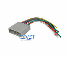 Car Aftermarket Radio Stereo Wire Harness Plug for 2006-up Honda Civic Acura