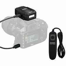 Marrex MX-G20M MKII Geotagger GPS for Nikon DSLR Camera (D3200/D3300/D5300+more)
