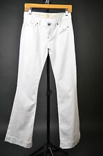 Women's Rich and Skinny White Belissima White Jeans Size 26
