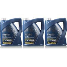 15L Original MANNOL HYDRO ISO 46 Hydraulik Öl Flüssigkeit MN2102-5