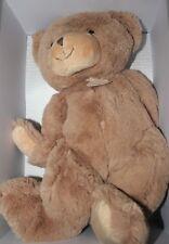 Doudou ours Calin'ours Hoistoire d'Ours taille 50 cm