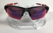 c3aa083123 New Oakley Flak 2.0 XL Sunglasses Matte Grey Smoke w  Prizm Road OO9188-04