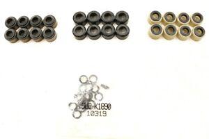 NEW OEM GM Engine Valve Stem Seal Set 12511890 Chevy GMC Pontiac 3.8 4.3 1980-87