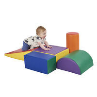 SoftZone Climb and Crawl Play Set (Pack of 1)-763960603857