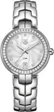 WAT1316.BA0956   BRAND NEW TAG HEUER LINK DIAMOND LUXURY WOMEN'S DRESS WATCH