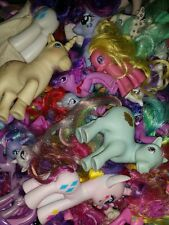 My Little Pony Bait Grab Bag G1 G3 G3.5 G4 MLP Pony Lot of 10 BAIT NOT DISPLAY