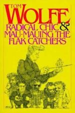 Radical Chic and Mau-Mauing the Flak Catchers by Tom Wolfe (1987, PAPERBACK)