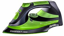 Clothes Iron Champion Super Hot 1500 Watt Iron Powerful Steam Surge Technology