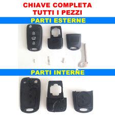 Cover Guscio Chiave Telecomando 3 Tasti HYUNDAI I20 I30 IX20 IX35 ELANTRA