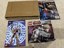 LEGO BRICKMASTER PACK - With 20010 Star Wars  Republic Gunship Magazines NEW
